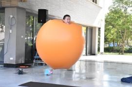 台東美術館魔術表演+人入大氣球+猴王川劇變臉+奇幻泡泡秀+小丑汽球秀 (4)