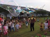 雲林小丑泡泡表演+小丑氣球表演+小丑折汽球@雅聞峇里海岸觀光工廠 (6)